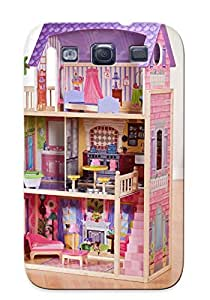 Galaxy S3 Case Slim [ultra Fit] War Barbie Doll House Jpeg 06 May 2011 Protective Case Cover