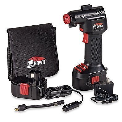 New! Air Hawk Pro Cordless Portable Air Compressor AS SEEN ON TV!! (Cordless Air)