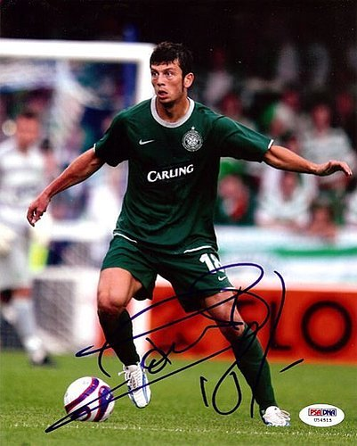 Italy Photograph - Massimo Donati Signed 8x10 Photograph Italy - Certified Genuine Autograph By PSA/DNA - Sports Signature