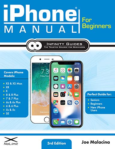 iPhone Manual for Beginners...