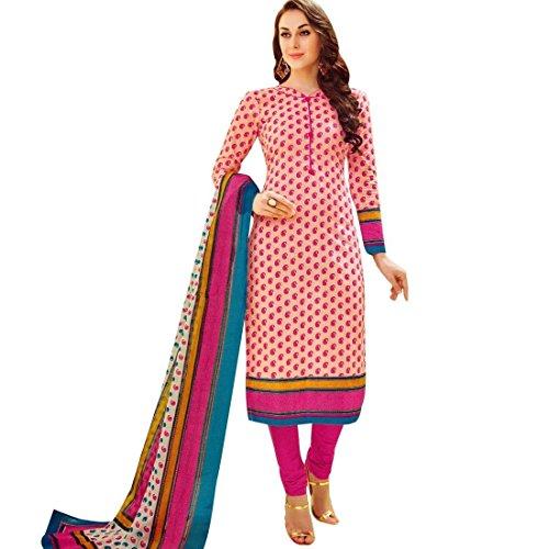 Indian Cotton Salwar Kameez - 7