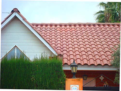 Roofeco Smart System Pieza Multifuncional | Cumbrera | Limatesa: Amazon.es: Jardín