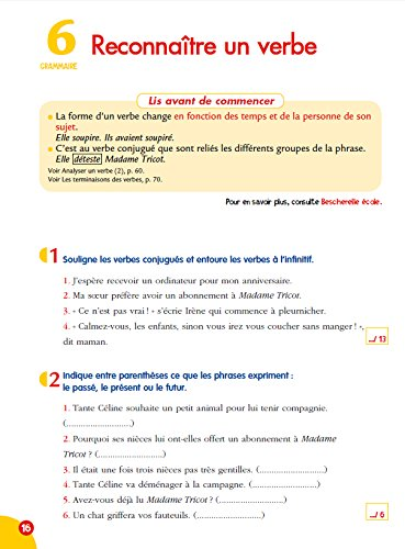 Bescherelle français CM1 (Bescherelle références): Amazon.es: Catherine Gau: Libros en idiomas extranjeros