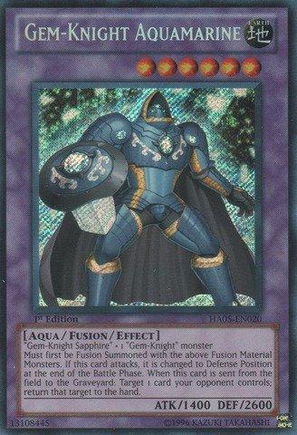 gem knight aquamarine - 1