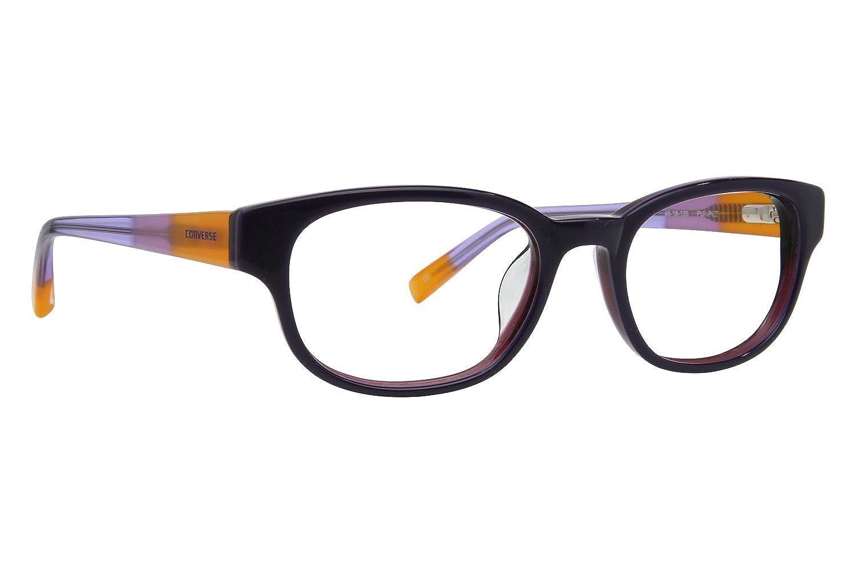 Converse Eyeglasses Q005 Pur Purple ZJDsC