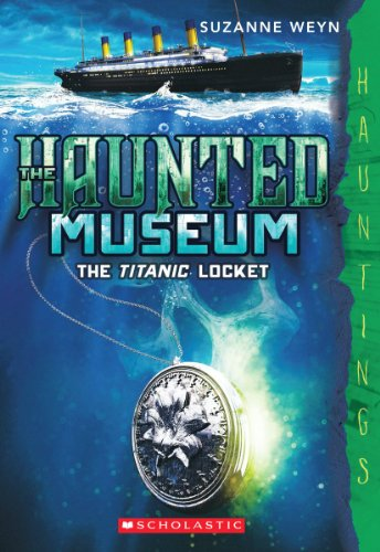 Image result for haunted museum suzanne weyn