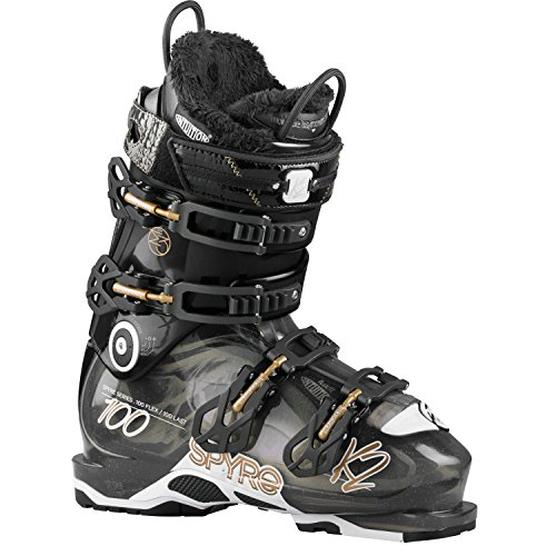 (K2 SpYre 100 100mm Ski Boots Womens Sz 6.5 (23.5) )