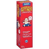 Boudreaux's Butt Paste Diaper Rash Ointment - Maximum Strength - Contains 40%...