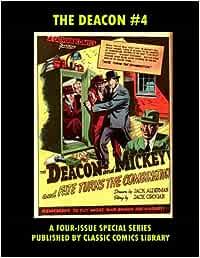 The Deacon Comics #4