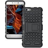 Affix Back Cover for Lenovo Vibe K5/K5 Plus (Black)