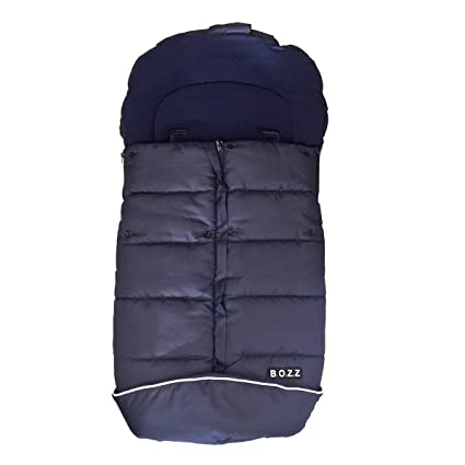 Pushchairs and Travel Systems My Babiie Navy Fleece Lined Footmuff//Cosytoes That fits All Strollers