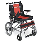 Kosmocare Automate Light Premium Lightweight Foldable Power Wheelchair - 23 Kgs,( Battery Included )