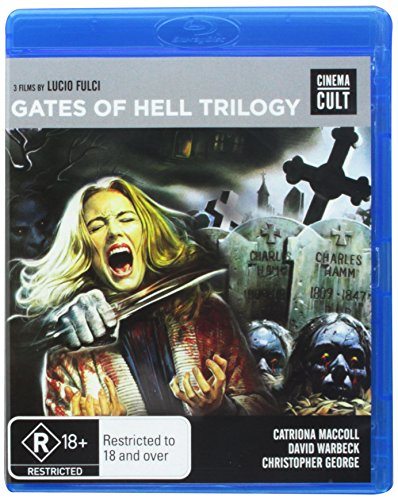 Gates of Hell Trilogy [Blu-ray]