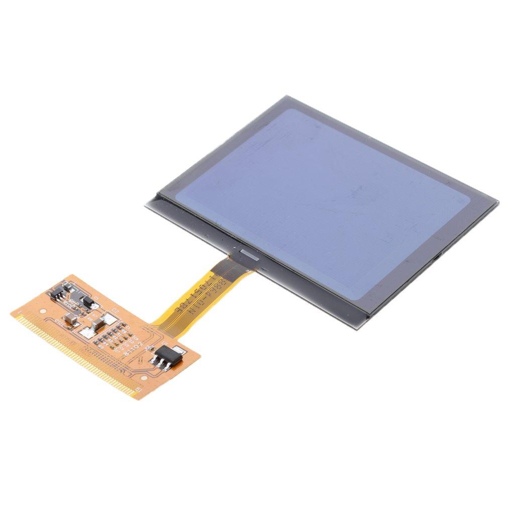 MagiDeal LCD Repair Cluster Speedometer Display Screen For 99-05 Audi A6 TT 8N