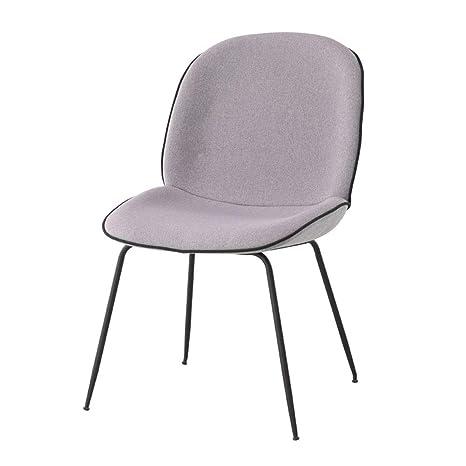 Amazon.com: Sillas de comedor, silla de metal, patas ...