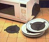 Microwave Plate Warmers - 3 microwave heating