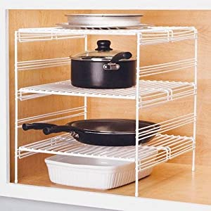 Kitchen Helper Shelf For Inside Cabinets