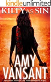 Kilty As Sin: Romantic Suspense Mystery Thriller (Kilty Series Book 4)