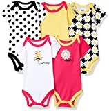 #8: Luvable Friends Baby Cotton Bodysuits