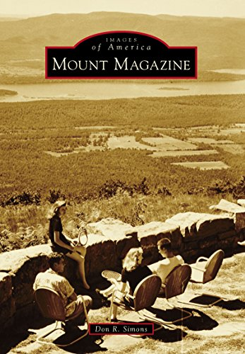 Mount Magazine (Images of America)