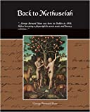 Back to Methuselah, George Bernard Shaw, 1438500858