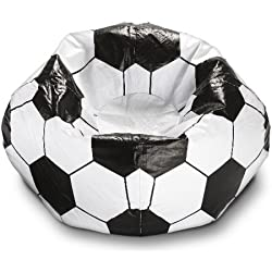Michael Anthony Furniture Soccer Ball Matte Bean Bag