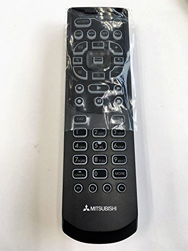 remote for mitsubishi tv - 6