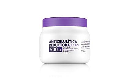Crema anticelulitico reductor 500 ml - Previene la celulitis ...
