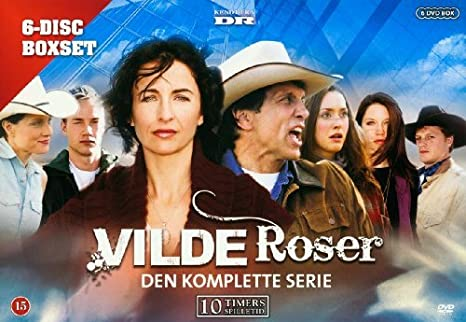 Wild Roses Complete Series Region 2 By Steve Byers Movies Tv Amazon Com