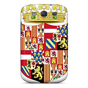 KerryParsons Samsung Galaxy S3 High Quality Cell-phone Hard Cover Custom High-definition Queen Pictures [xnv20348FKgs]