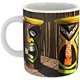 Westlake Art - Home Tiki - 11oz Coffee Cup Mug - Modern Picture Photography Artwork Home Office Birthday Gift - 11 Ounce (B0C3-E1077)
