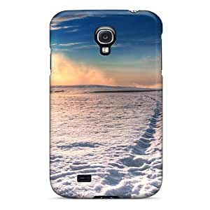 OOoWtHp2901Fwrmd Faddish Sunrise In Icel Case Cover For Galaxy S4
