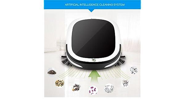 Lifesongs Robot de barrido completo Robot completo Robot inteligente: Amazon.es: Hogar
