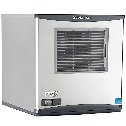 (Scotsman N0622A-230 N0622A 230V Prodigy Plus Modular Nugget Ice Machine, Air Condenser, 643 lb. Production)