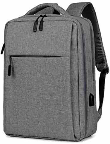 Color : Gray MLMHLMR Mens Bag Korean Casual Shoulder Bag Messenger Mens Canvas Oxford Cloth Small Backpack Sports 22x24x7.5cm Briefcase