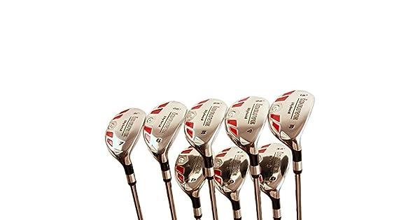Amazon.com: Juego híbrido de golf para mujer de Senior para ...