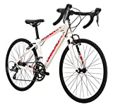 Diamondback Bicycles 2015 Podium 24 Complete Youth Road Bike, 24-Inch wheels/One Size, White Diamondback