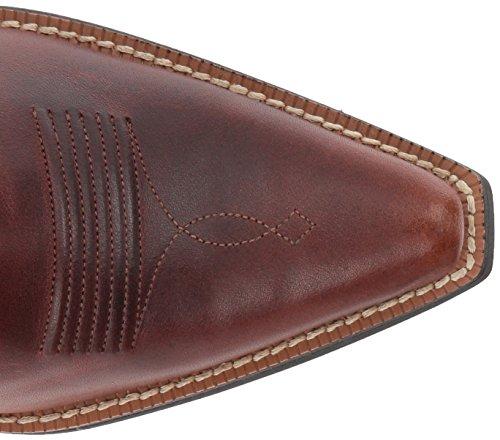 Toe carmel Boot Fashion Women's vintage Ariat Western Heritage R H6w8YPIq