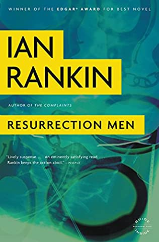 resurrection men dramatized inspector rebus book 13 dramatised