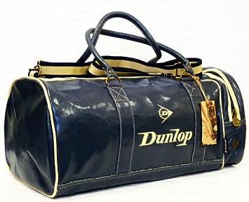 41c200175ecfa DUNLOP Tasche. Reisetasche Sporttasche im Retro Look. Verstellbar ...