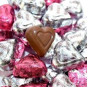 Amazon Com Hershey S Valentine S Extra Creamy Milk Chocolate