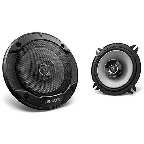 Kenwood KFC-1366S 250 Watt 5.25-Inch Coaxial 2 Way Car Audio Speaker (1 Pair) -