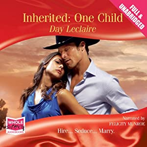 Inherited: One Child Audiobook