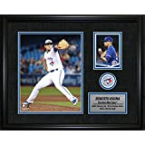 Frameworth Roberto Osuna - Blue Jays Photocard Frame, 8x10, Black