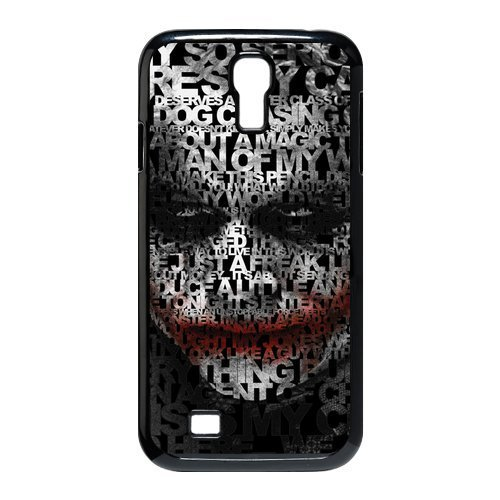[Batman The Joker Why so Serious Letter Unique SamSung Galaxy S4 I9500 Durable Hard Plastic Case Cover Personalized Treasure] (Card Joker Costumes)