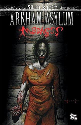 Arkham Asylum Comics - Arkham Asylum: Madness