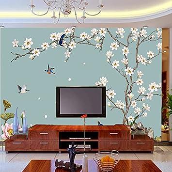 Farbe, Tapete Die Historische Farbe Bemalten Wand Ohne Wallpaper Jade Stil  Orchid Zimmer, Fussel