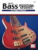Mel Bay Electric Bass Position Studies