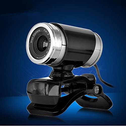 Cebbay USB Webkamera 50 MP HD Webcams Eingebautes Mikrofon Clip-On ...