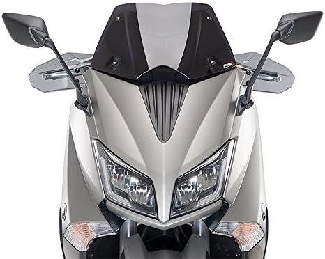 Handprotektoren Puig Yamaha T Max 530 12 16 Rauchgrau Auto